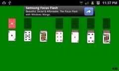 بازی ورق پوکر پاسور حکم کارتی برای اندرویدSolitaire Plus (Android)دانلود بازی کارتی اندروید