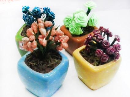 گلدان کوچک
